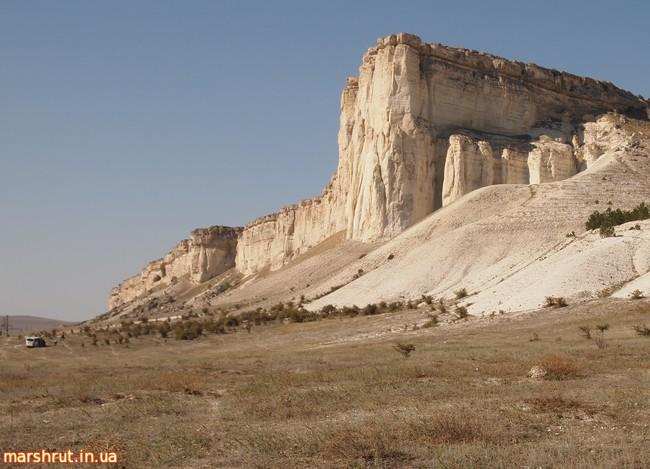 Белая скала, Ак-Кая