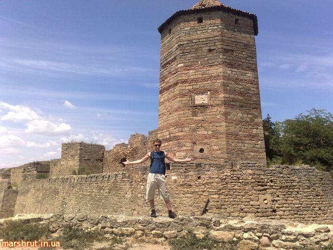 крепость Белгород Днестровский