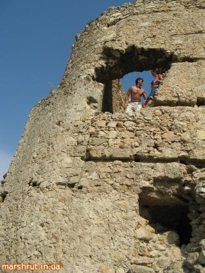 крепость Чембала