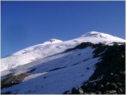 Эльбрус, гора Эльбрус