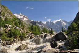 Кавказ, поход на Кавказ