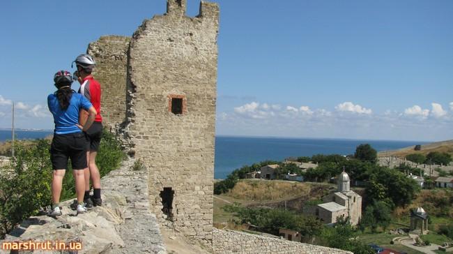 Феодосия крепость